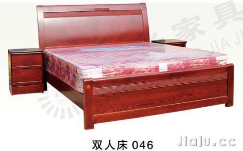 046# 双人床
