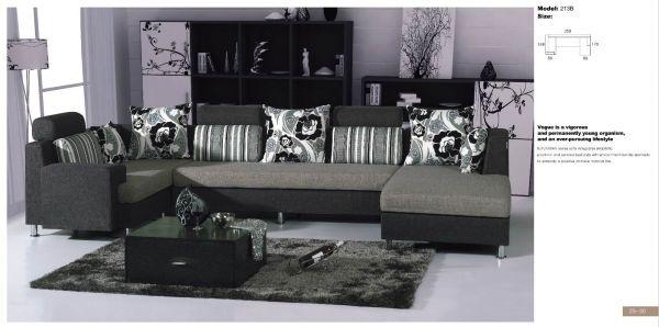 231B布艺沙发
